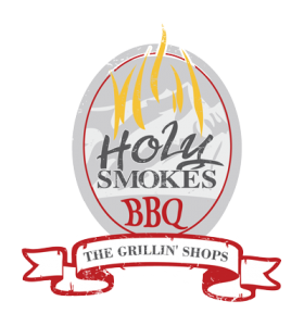 Holy Smokes BBQ Logo