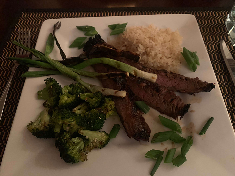 steak recipes for two