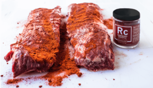 raspberry chipotle ribs